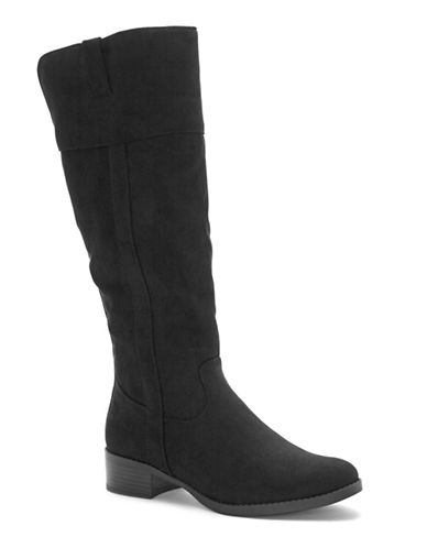 Fergalicious Zephyr Knee-High Boots-BLACK-6.5