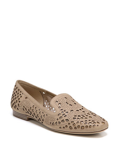 Naturalizer Cutout Round-Toe Loafers-BARLEY-7.5