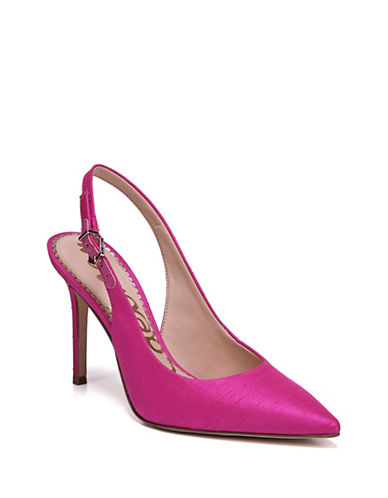 Sam Edelman Hastings Point Toe Pumps-PINK-6.5