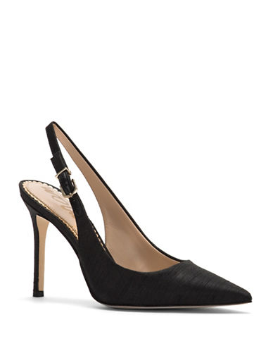 Sam Edelman Hastings Point Toe Pumps-BLACK-9