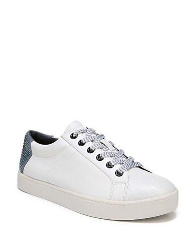 Circus By Sam Edelman Collins Watermelon Canvas Sneakers-WHITE-7.5