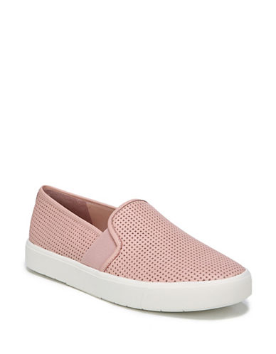 Vince Blair Leather Sneakers-PINK-8.5