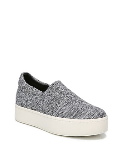 Vince Walsh Platform Sneakers-GREY-6.5