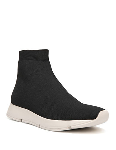 Vince Tyra Sock Sneakers-BLACK-7.5