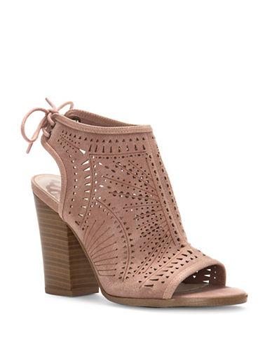 Fergalicious Vorge Open Toe Sandals-MAUVE-7.5