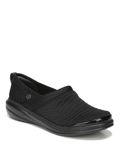 Bzees By Naturalizer Coco Slip-On Sneakers-BLACK-9.5