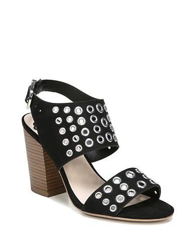 Fergalicious Jolene Grommet Sandals-BLACK-5