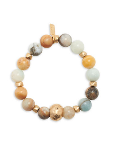 Canvas Stretch Bracelet-MULTI-One Size