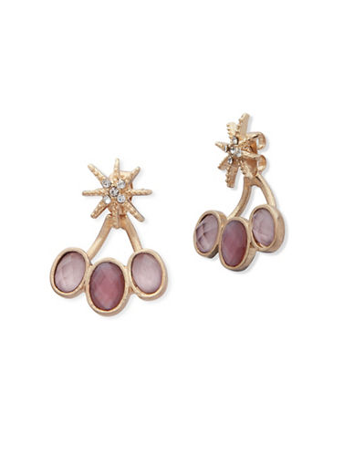 Lonna & Lilly Summer Nights Earrings-PINK-One Size