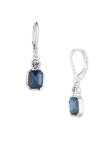 Cezanne Bright Nights Drop Earrings-BLUE-One Size