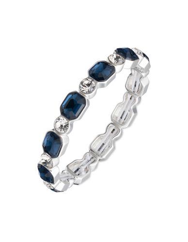 Cezanne Bright Nights Bangle Bracelet-BLUE-One Size