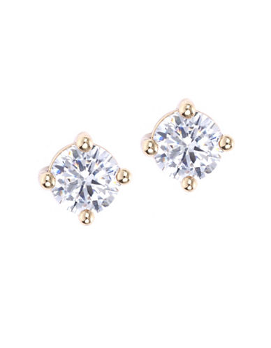 Lonna & Lilly Simple Stud Earrings-GOLD-One Size