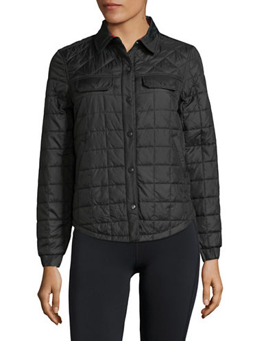Woolrich Casual Quilted Jacket-GREY-Large 89572186_GREY_Large