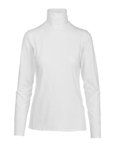 Woolrich Long Sleeve Sweatshirt-WHITE-Small