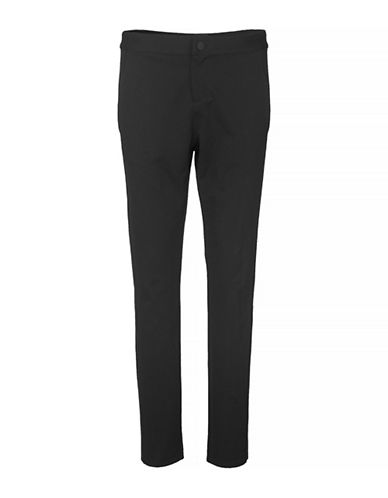 Woolrich Slim Dress Pants-BLACK-Large