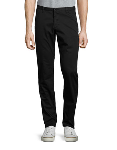 Boss Green Slim-Fit Pants-BLACK-38