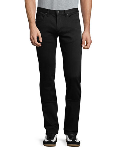 Hugo Classic Whiskered Jeans-BLACK-34X34