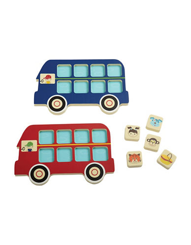 Edushape Bus Ride Toy Set-MULTI-One Size