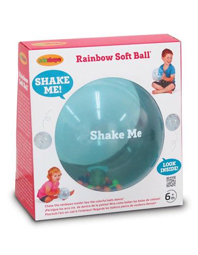 Edushape Rainbow Soft Ball-MULTI-One Size
