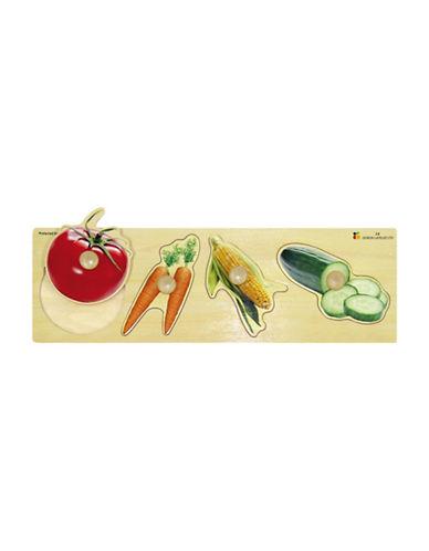 Edushape Giant Vegetables Puzzle-MULTI-One Size