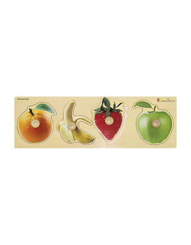Edushape Giant Fruits Puzzle-MULTI-One Size
