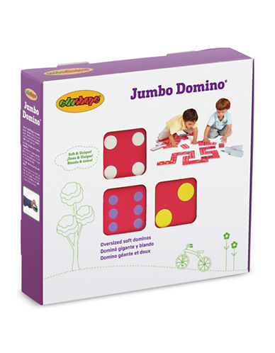 Edushape Jumbo Domino Toy Set-MULTI-One Size