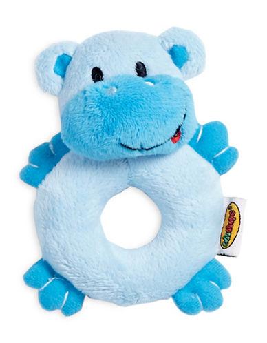 Edushape Hippo Rattle-MULTI-One Size