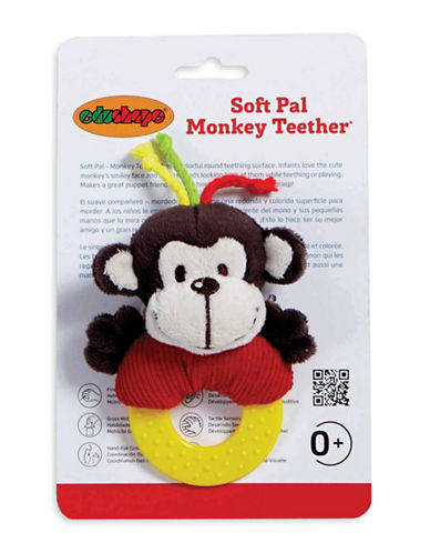 Edushape Monkey Teether-MULTI-One Size