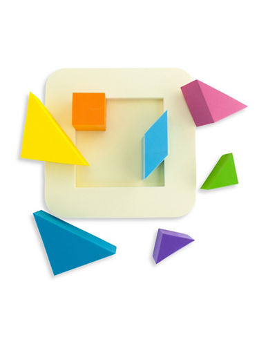 Edushape Tangram Travel Puzzle-MULTI-One Size