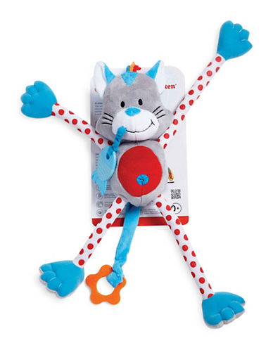 Edushape Happy Kitten Toy-MULTI-One Size