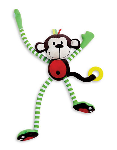 Edushape Happy Monkey Toy-MULTI-One Size