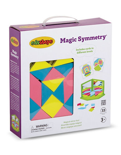 Edushape Magic Symmetry Set-MULTI-One Size
