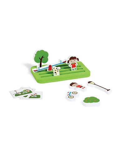 Edushape Perspective Park Toy Set-MULTI-One Size
