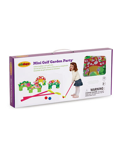 Edushape Mini Golf Garden Party Toy Set-MULTI-One Size
