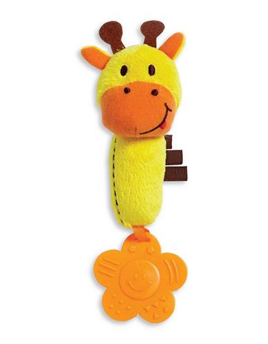 Edushape Giraffe Squeaker-MULTI-One Size