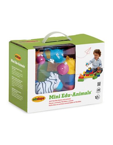 Edushape Mini Edu-Animal Toy Set-MULTI-One Size
