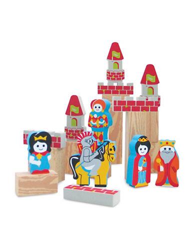 Edushape My Soft World - Castle Toy Set-MULTI-One Size