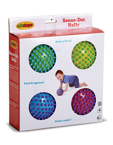 Edushape Senso-Dot Balls Set-MULTI-One Size