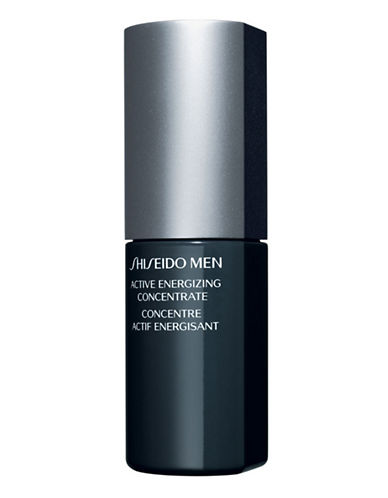 Shiseido Mens Active Energizing Concentrate-NO COLOUR-50 ml