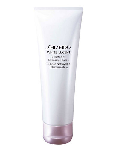 Shiseido White Lucent Brightening Cleansing Foam W-NO COLOUR-125 ml
