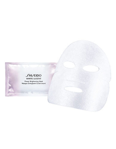 Shiseido White Lucent Power Brightening Mask-NO COLOUR-One Size
