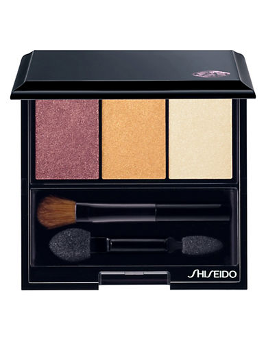 Shiseido Luminizing Satin Eye Colour Trio-PINK SAND-One Size