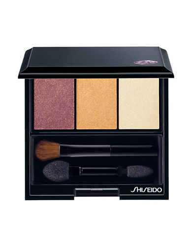 Shiseido Luminizing Satin Eye Colour Trio-BEACH GRASS-One Size