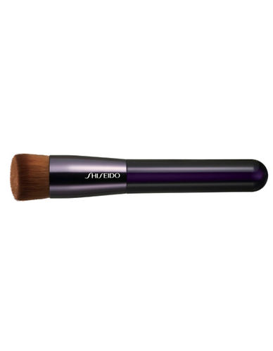 Shiseido Perfect Foundation Brush-NO COLOUR-One Size