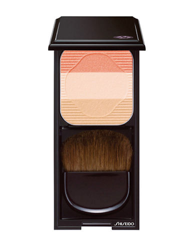 Shiseido Face Color Enhancing Trio-PEACH-One Size