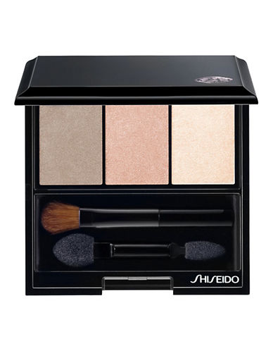 Shiseido Luminizing Satin Eye Colour Trio-BE 21-One Size