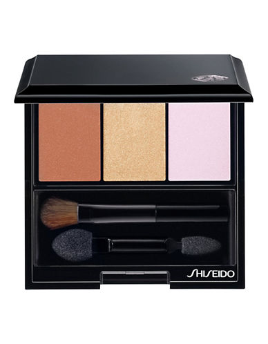 Shiseido Luminizing Satin Eye Colour Trio-INTO THE WOODS-One Size