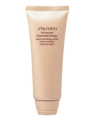 Shiseido Advanced Essential Energy Hand Nourishing Cream-NO COLOUR-100 ml