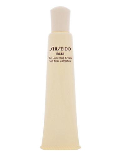 Shiseido IBUKI  Eye Correcting Cream-NO COLOUR-15 ml