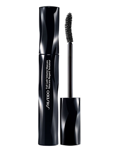 Shiseido Full Lash Volume Mascara-BLACK-One Size